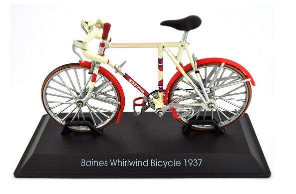 5a57438a2 Model bicykla Del Prado Baines Whirlwind Bicycle 1937 - Oblečenie na ...